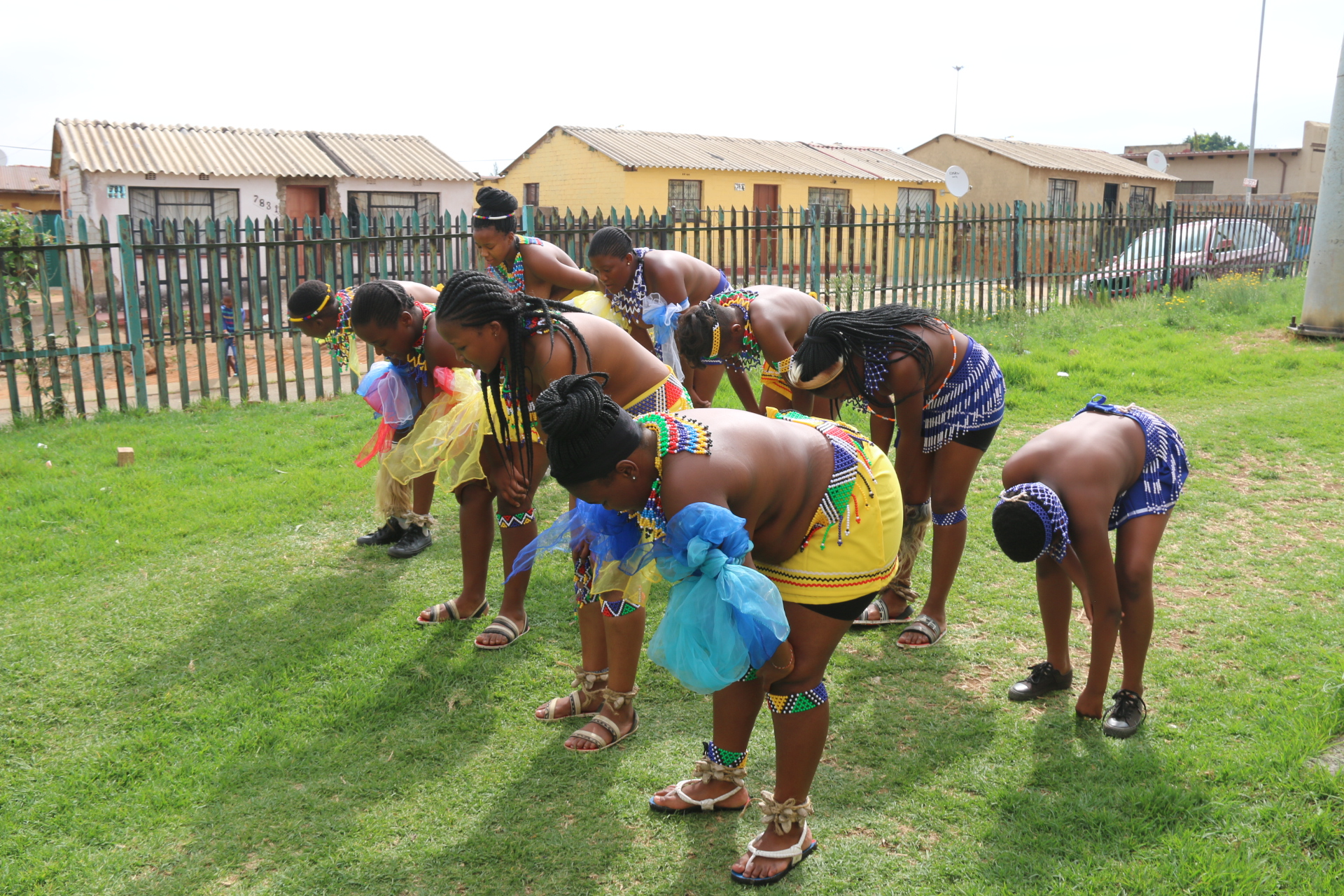 Remarkable, African small virgin girls join told